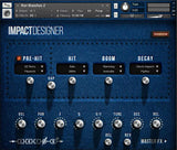 Impact Designer Interface