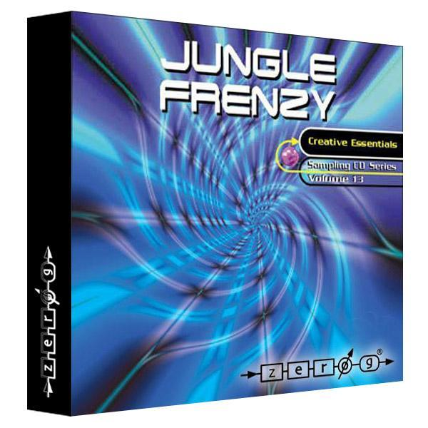 Jungle Frenzy 1