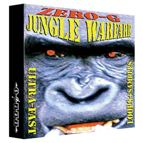 Jungle Warfare Volume 1