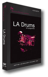 SoundSense LA DRUMS (WAV ACID REX APPLE LOOPS)