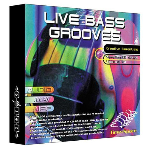 Live Bass Grooves