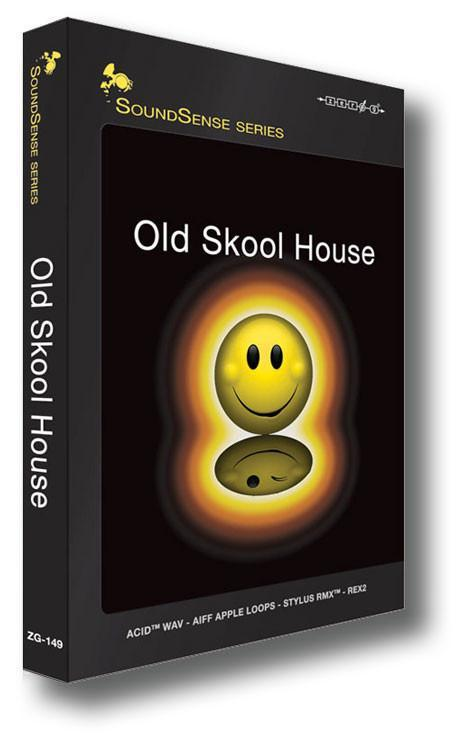 SoundSense - OLD SKOOL HOUSE
