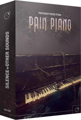 Silence+Other Sounds - Pain Piano