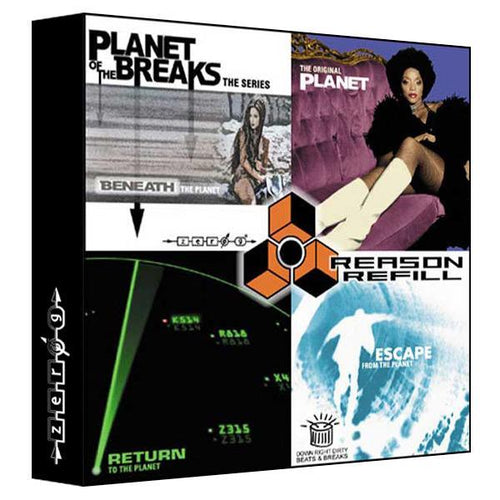 Planet Of The Breaks Series