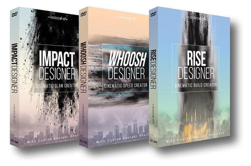 KONTAKT Sound Designer Collection