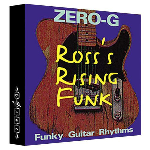 Ross's Rising Funk Guitar