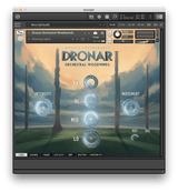 DRONAR Woodwinds Orchestral