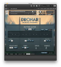 DRONAR Orchestral Woodwinds