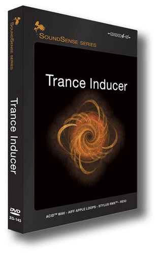 SoundSense TRANCE INDUCER (WAV ACID REX APPLE LOOPS)
