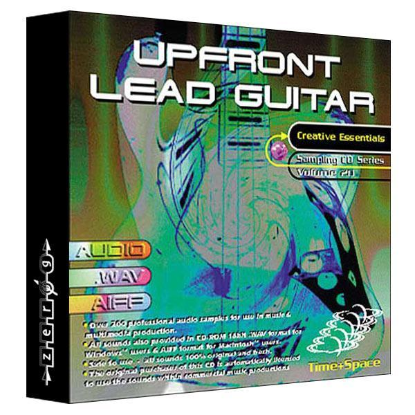 Upfront Lead Guitar
