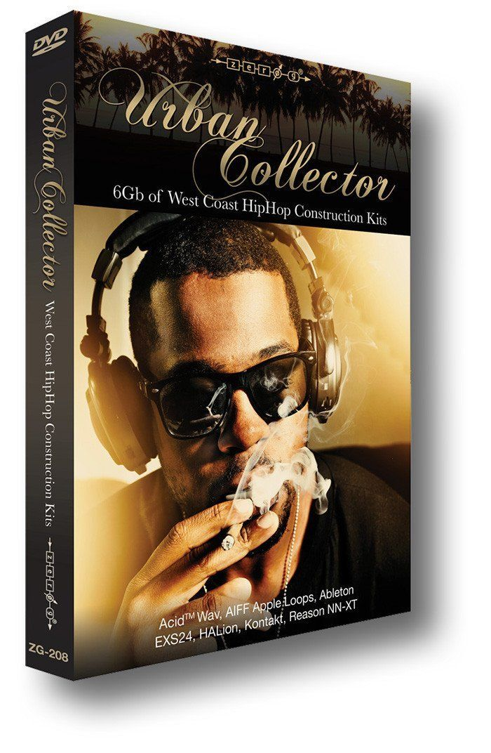 Urban Collector (WAV ACID Kontakt Ableton EXS24 HALion Reason NN-XT Apple Loops)