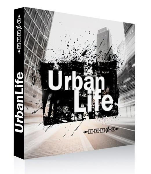 Urban Life (WAV ACID Apple Loops)