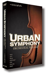 Urban Symphony (WAV ACID REX Kontakt EXS24 HALion Reason NN-XT Apple Loops)