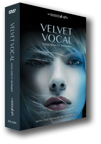 Velvet Vocal (Kontakt Instrument)