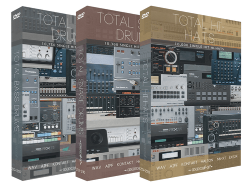 Totalt Drums Bundle