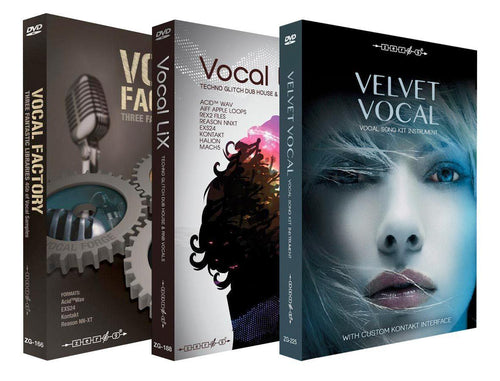 Vocals Bundle