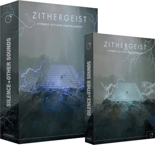 Silence + Other Sounds - Zithergeist