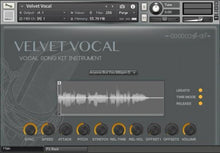 Velvet Vocal Interface