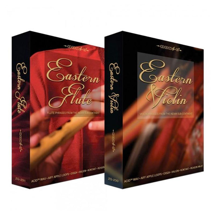 Taste of the East Bundle: Eastern Flute + Eastern Violin