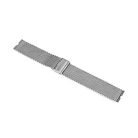 iWonow 22mm Stainless Steel Watchband Smart Watch Band Strap Bracelet for Motorola Moto 360 1 Gen 2014 Smartwatch (1st Milanese Silver)