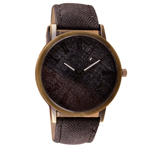 UNisex SmileOMG Retro Vogue Men's Fashion WristWatch