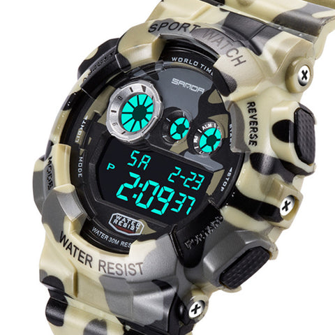 Analog Quartz Digital Watch Men G Style Waterproof Sports Military Watches Reloj hombre 2017 Hot Selling