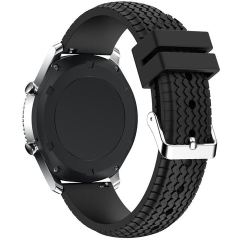 Fabulous Fashion Sports Silicone Bracelet Strap Band For Samsung Gear S3