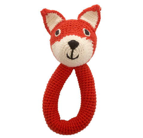 Fox Ring (Orange)