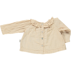 Blouse Col Volant Amberlight
