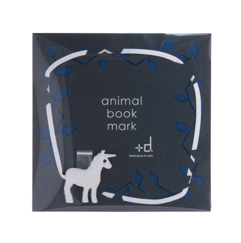 ANIMAL BOOKMARK FUR Unicorn