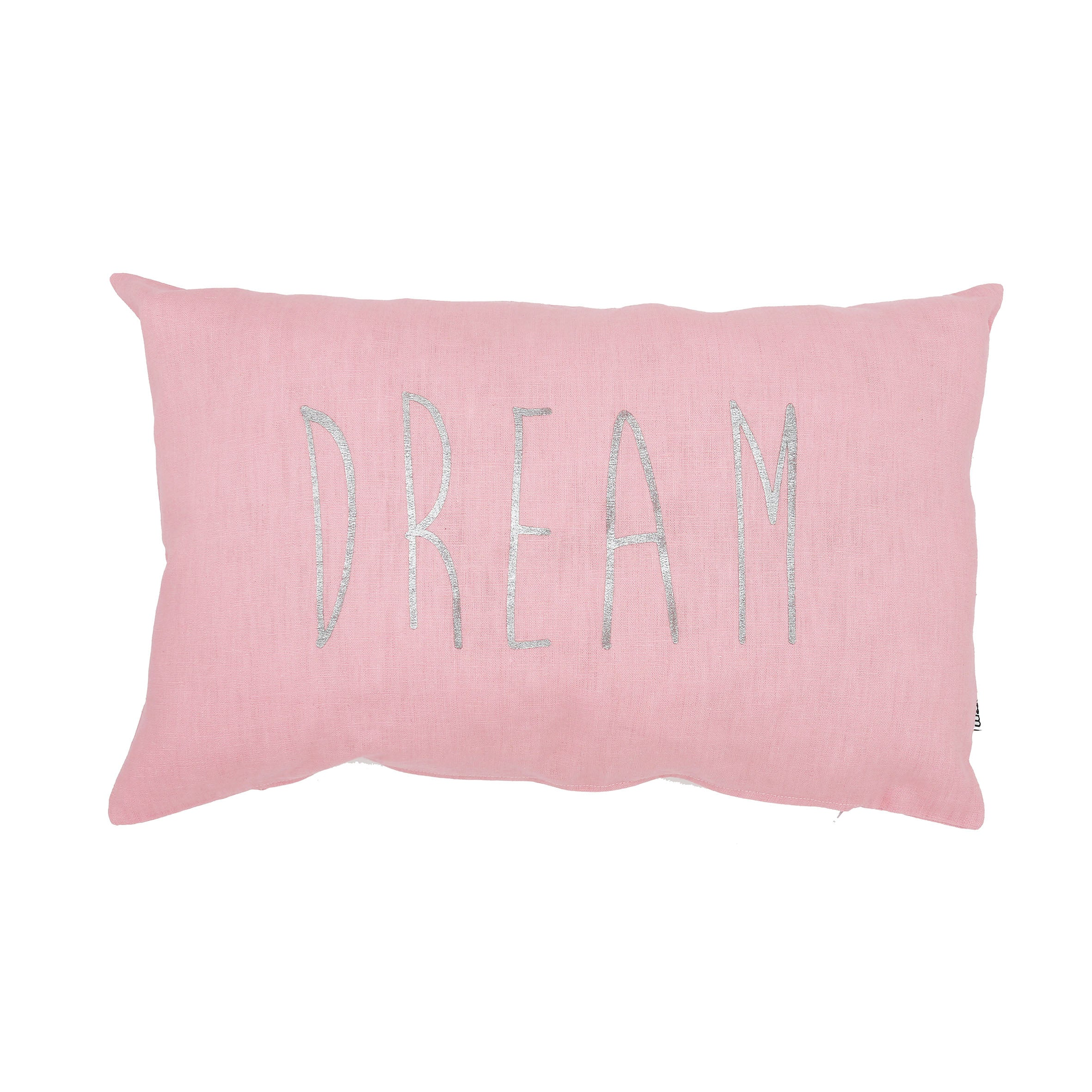 Handmade Cushion (Dream) - Pink