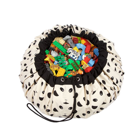 PANDA Toy Storage Bag