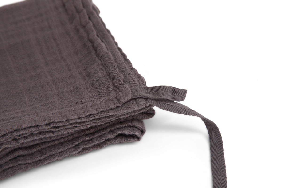 Little Swaddles - Charcoal Grey
