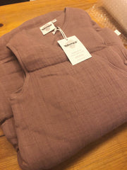 Sleeping Bag Quilted - Dusty Pink