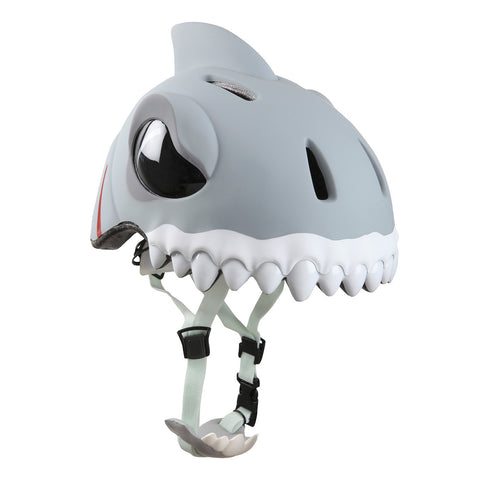 White Shark Helmet