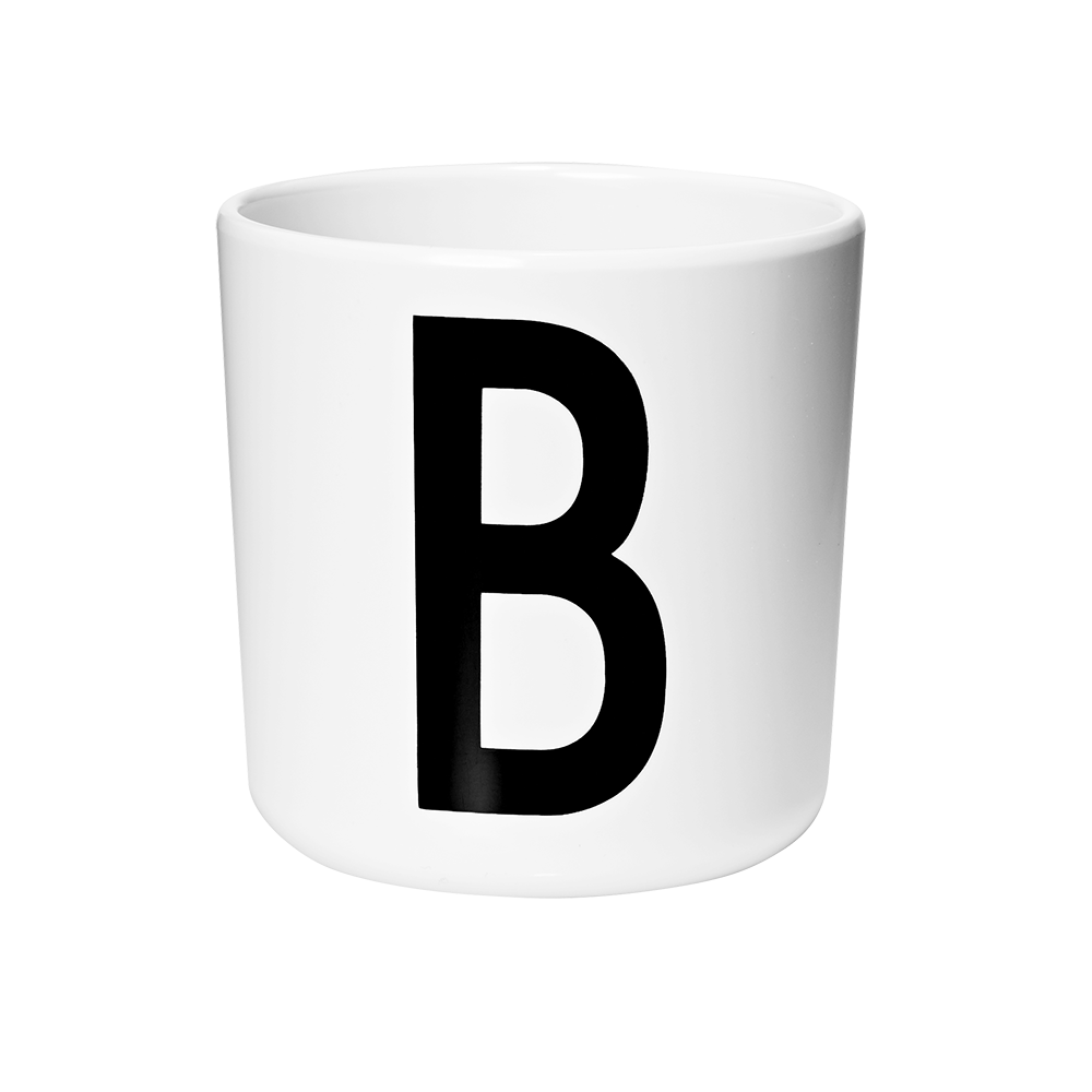 Personal melamine cup -  B