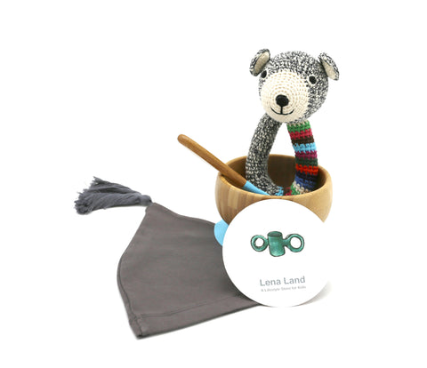 Hamper for Baby Boy - 3 items set