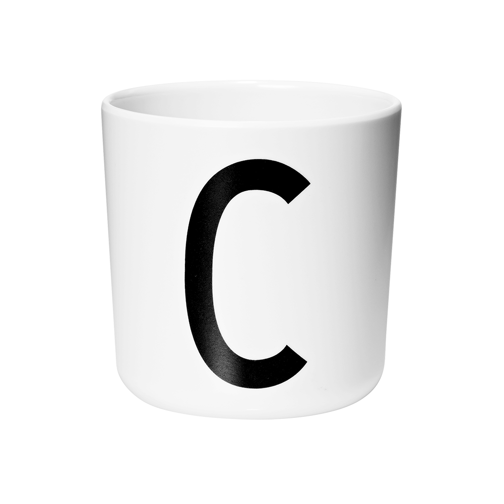 Personal melamine cup -  C