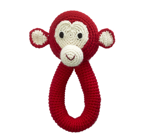 Chimp Ring (Red)
