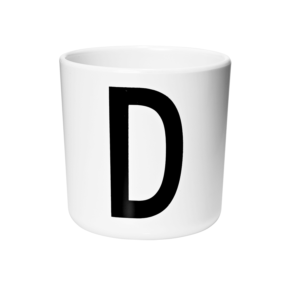 Personal melamine cup -  D
