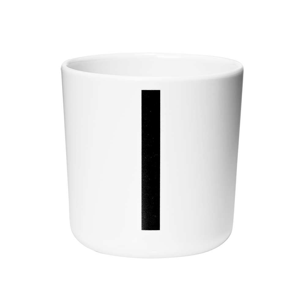 Personal melamine cup -  I
