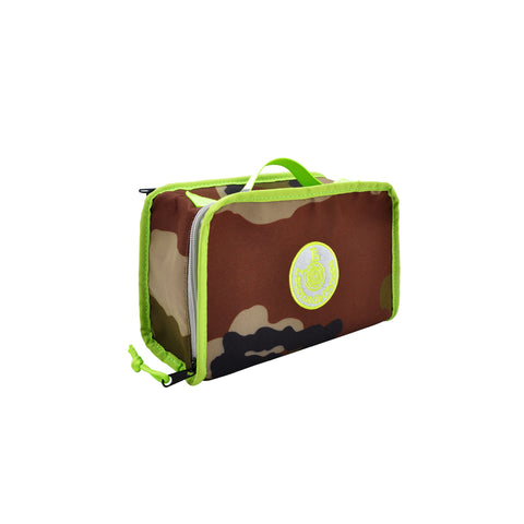 Lunch Box Vintage Military