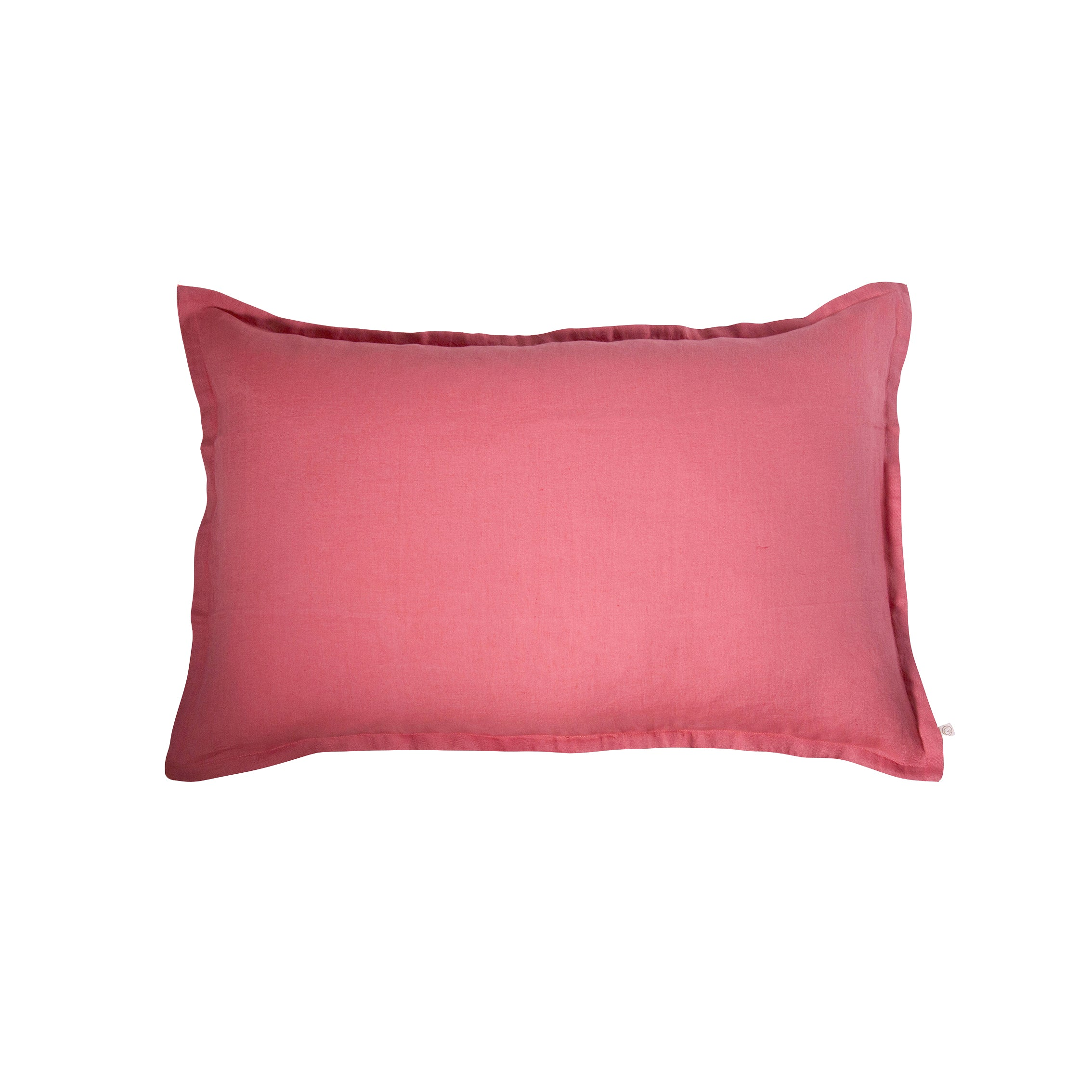 Pillowcase - LINEN (Red)