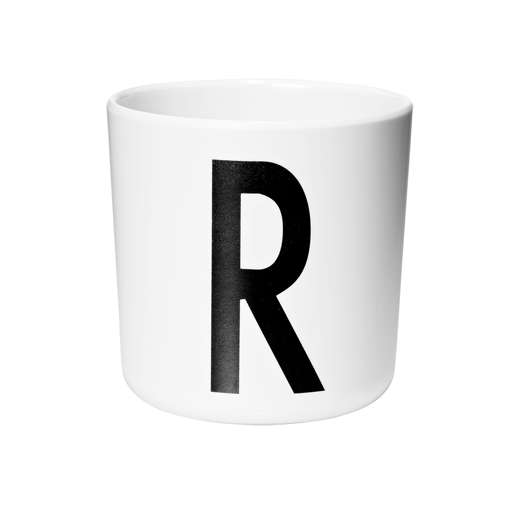 Personal melamine cup -  R