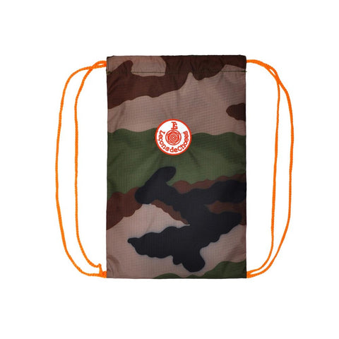 Backpack slipper or Military Lessons