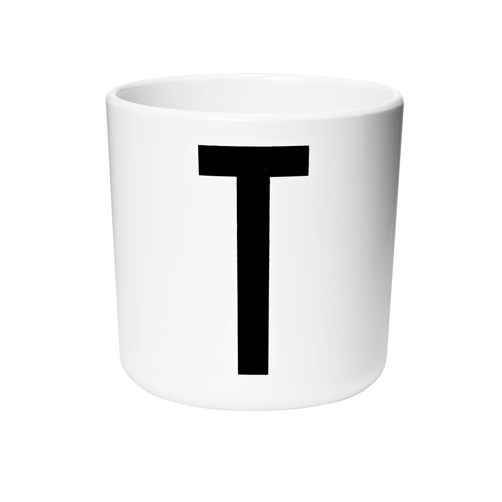 Personal melamine cup -  T