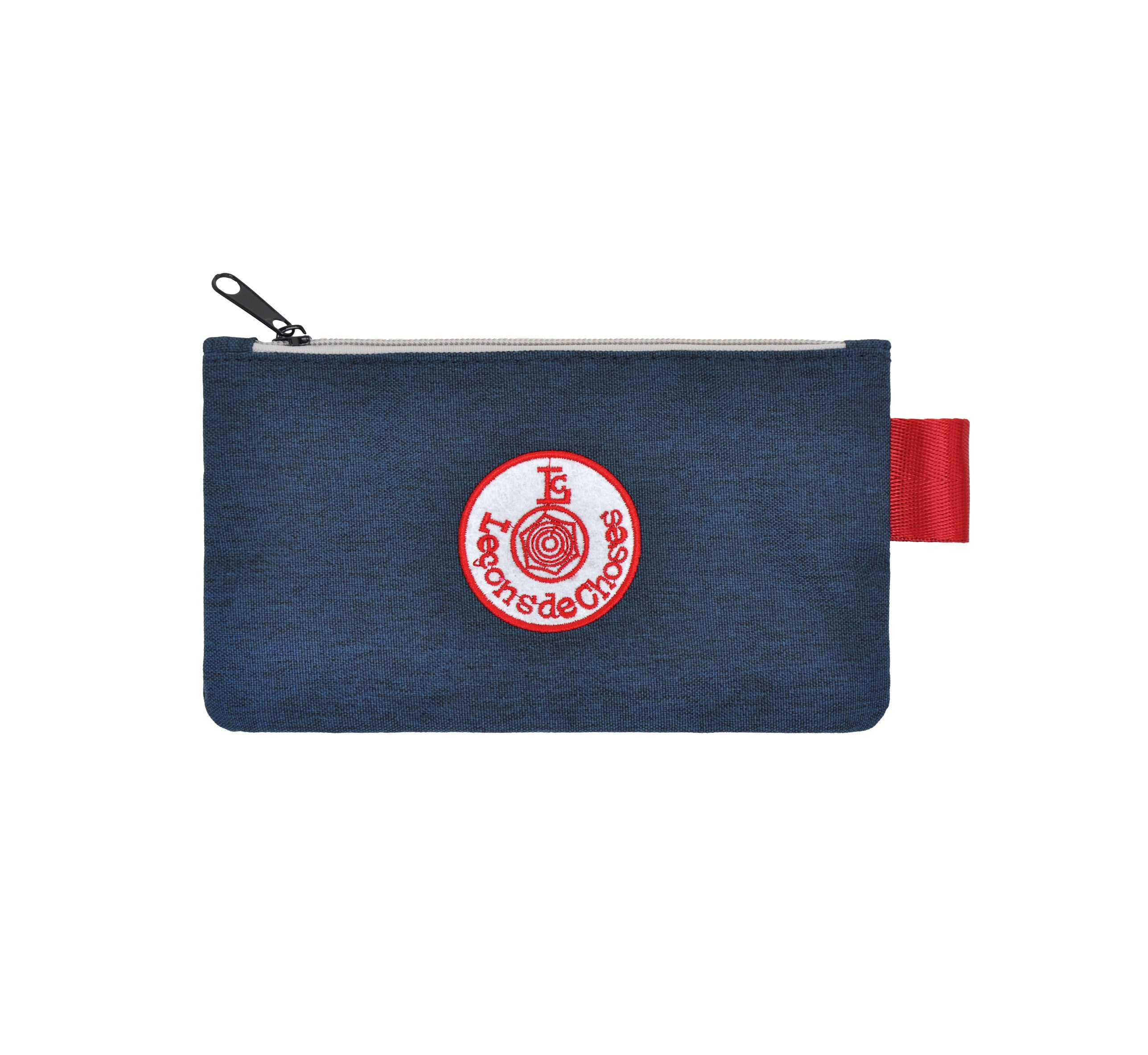 Pencil Case - Blue and Red