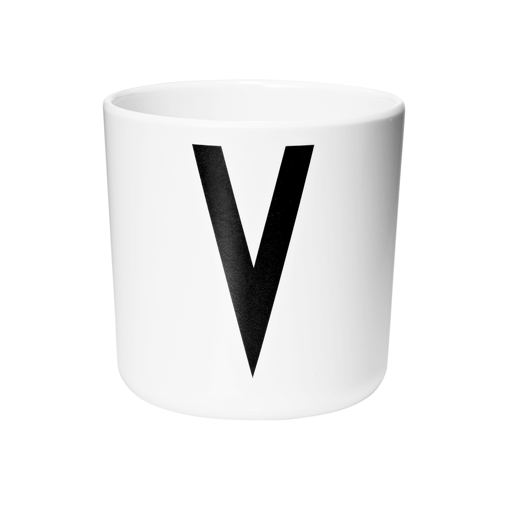 Personal melamine cup -  V