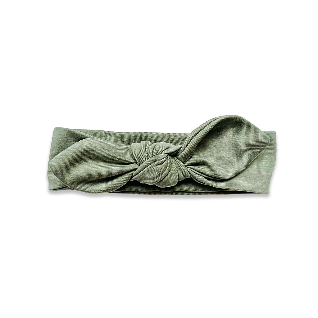 Margot Bow Knot Headband // Josie Joan's
