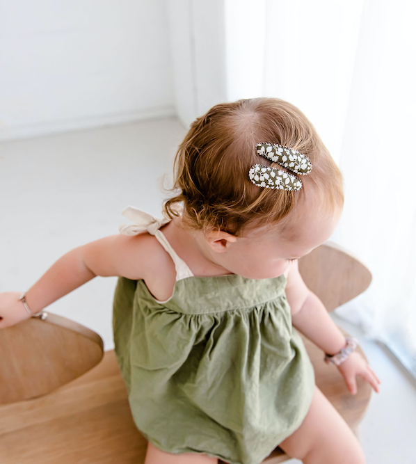 Tenille Hair Clips // Josie Joan's